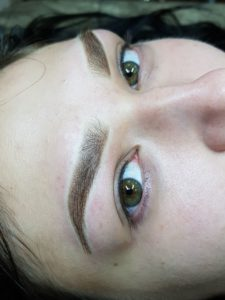 Powder Effect Brows , 1st Session